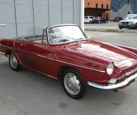 CARAVELLE CABRIOLET