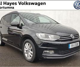 VOLKSWAGEN TOURAN CL BMT 1.6 TDI 6SPEED 115BHP SA FOR SALE IN GALWAY FOR €26,500 ON DONEDE