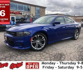 USED 2020 DODGE CHARGER GT | 3.6L | NAV | LEATHER | PANOROOF |