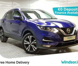 NISSAN QASHQAI N-CONNECTA DIG-T 115 START/STOP FOR SALE IN DUBLIN FOR €22,995 ON DONEDEAL
