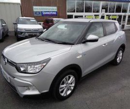 SSANGYONG TIVOLI, 1.6 CRDI SE. FREE DELIVERY. FOR SALE IN LAOIS FOR €14900 ON DONEDEAL