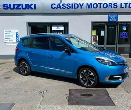 RENAULT GRAND SCENIC 3 BOSE 1.5 DCI 35 PER WEEK FOR SALE IN MAYO FOR €10,950 ON DONEDEAL