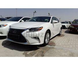 LEXUS ES 2017 GCC FULLOPSHON CLEN CAR NO AXEDENT GCC FULLOPSHON | DUBIZZLE