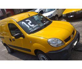 RENAULT KANGOO EXPRESS 1.6 16V PORTA LATERAL HI-FLEX 5P - R$ 31.900