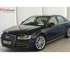 AUDI A8 3.0 TDI 262 QUATTRO EXECUTIVE FOR SALE IN WESTMEATH FOR €39,000 ON DONEDEAL