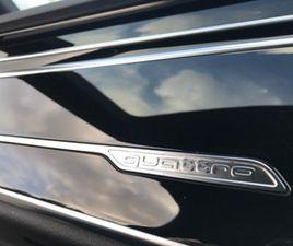 AUDI A8 50 TDI QUATTRO BLACK EDITION 4DR TIPTRONIC SALOON 2020