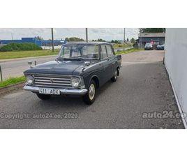 MOSKVICH 408 1.4 R4 37KW