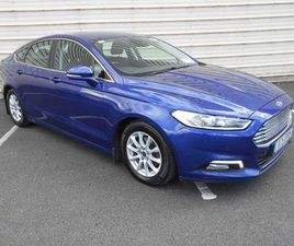 2018 FORD MONDEO 1.5 TDCI ECONETIC 120 BHP - 181 FOR SALE IN MONAGHAN FOR €14,950 ON DONED