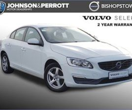 VOLVO S60 D2 120BHP EDITION (NAVIGATION REAR PAR FOR SALE IN CORK FOR €17900 ON DONEDEAL