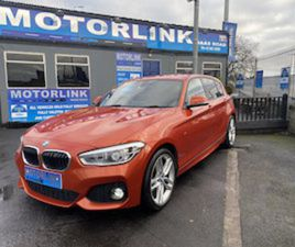 BMW 1 SERIOUS M SPORT 2016 FOR SALE IN DUBLIN FOR €16950 ON DONEDEAL
