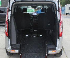 FORD CUSTOM L1 ROLSTOELVOERTUIG TPMR ROLSTOELLIFT AUTOMAAT