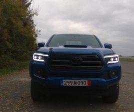 CARS.BG - TOYOTA TACOMA 3.5L V6, 55585 ЛВ., БЕНЗИН