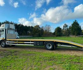 IVECO EUROCARGO 180E25 5.8 SLEEPER CAB BEAVERTAIL LORRY 2014 14 REG