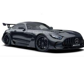 MERCEDES-BENZ AMG GT R BLACK SERIES