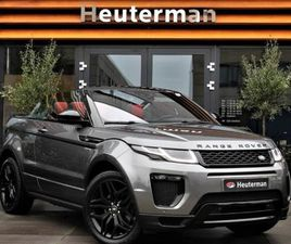 LAND ROVER RANGE ROVER EVOQUE EVOQUE CONVERTIBLE 2.0 SI4 4WD HSE DYNAMIC/ HEAD UP/ FULL LE