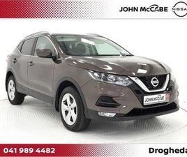 NISSAN QASHQAI 1.3 PET SV RETAIL 25 950 - 2000 FOR SALE IN LOUTH FOR €23,950 ON DONEDEAL