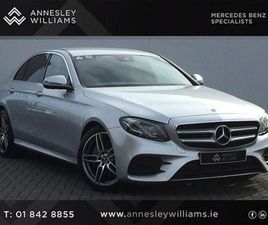MERCEDES-BENZ E-CLASS E220D AMG PREMIUM FOR SALE IN DUBLIN FOR €45,950 ON DONEDEAL