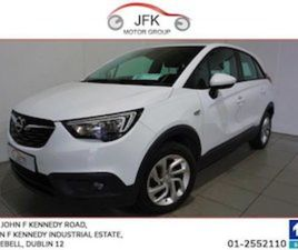 OPEL CROSSLAND X // CROSSLAND X // 1.6 CDTI 99PS FOR SALE IN DUBLIN FOR €14950 ON DONEDEAL
