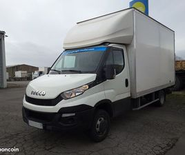IVECO DAILY 35-130 CAISSE 22M3/HAYON