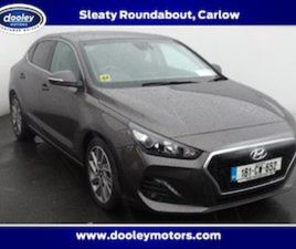 HYUNDAI I30 FASTBACK 5DR FOR SALE IN CARLOW FOR €17500 ON DONEDEAL