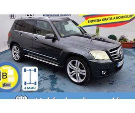 MERCEDES-BENZ CLASE GLK 320CDI EDITION 1 AUT. 4X4, SUV O PICKUP DE SEGUNDA MANO EN MADRID