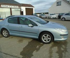 PEUGEOT 407 1.6 HDI ST SOLAIRE FOR SALE IN KERRY FOR €2,500 ON DONEDEAL