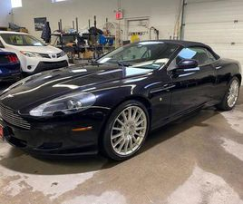 USED 2007 ASTON MARTIN DB9 CLEAN AND ONE OWNER
