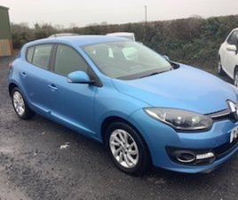 2016 RENAULT MEGANE 1.2 PETROL...IMMACULATE FOR SALE IN CORK FOR €10250 ON DONEDEAL