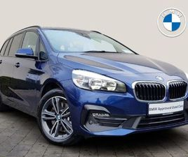 BMW 2 SERIES GRAN TOURER 220D SPORT GRAN TOURER FOR SALE IN WESTMEATH FOR €39,995 ON DONED