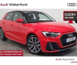 AUDI A1 SPORTBACK S-LINE 30TFSI FOR SALE IN WATERFORD FOR €31950 ON DONEDEAL