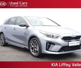 KIA CEED 1.0 GT LINE FOR SALE IN DUBLIN FOR €26,400 ON DONEDEAL