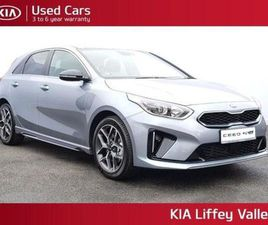 KIA CEED 1.6 GT LINE FOR SALE IN DUBLIN FOR €29,690 ON DONEDEAL