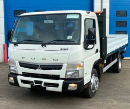 MITSUBISHI CANTER 7.5 TON 3 WAY TIPPER 4 500 SCR FOR SALE IN DUBLIN FOR €42,975 ON DONEDEA