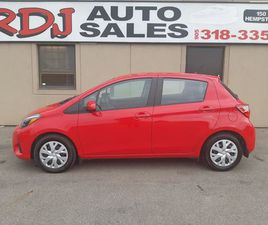 2018 TOYOTA YARIS 1.50 LE ONLY 6000KM,ACCIDENT FREE