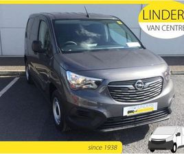 OPEL COMBO 3 SEATER 0 FINANCE FOR 212 FOR SALE IN DUBLIN FOR €14,990 ON DONEDEAL
