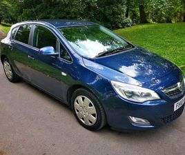 VAUXHALL ASTRA 1.6 16V EXCLUSIV 5DR