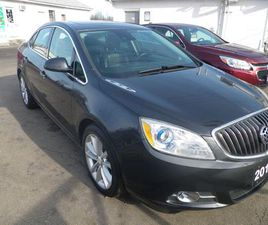 USED 2015 BUICK VERANO LEATHER GROUP