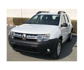 RENAULT DUSTER 2017 ONLY 600X60 MONTHLY PAYMENT EXCELLENT CONDITION UNLIMITED KM.WARRANTY.