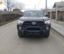 CARS.BG - TOYOTA TACOMA 2.7 L 4 CYL 4X4, 40000 ЛВ., БЕНЗИН