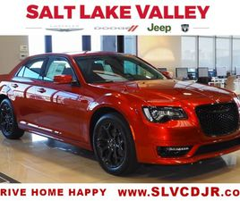 BRAND NEW ORANGE COLOR 2021 CHRYSLER 300 TOURING FOR SALE IN SALT LAKE CITY, UT 84115. VIN