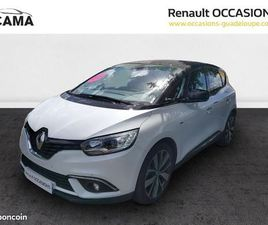 RENAULT SCENIC 1.5 DCI 110CH ENERGY INTENS EDC