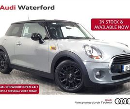 MINI COOPER D - BLACK PACK FOR SALE IN WATERFORD FOR €18,250 ON DONEDEAL