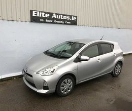 TOYOTA AQUA SELF CHARGING HYBRID FOR SALE IN GALWAY FOR €8,500 ON DONEDEAL