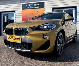 BMW X2 (F39) X-DRIVE 20D M SPORT X BVA8 HK CAMÉRA TOIT PANO HUD LIVRAISON POSSIBLE