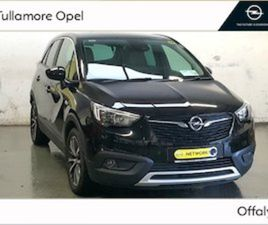 OPEL CROSSLAND X SE 1.2I 81PS 5DR FOR SALE IN OFFALY FOR €19450 ON DONEDEAL
