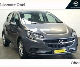 OPEL CORSA SC 1.4I 75PS 5DR FOR SALE IN OFFALY FOR €13950 ON DONEDEAL