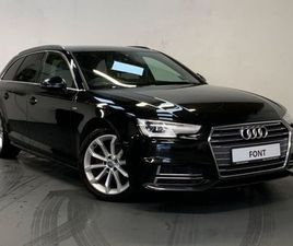 162 AUDI A4 2.0TDI 150BHP AVANT S-LINE = 1 OWNER FOR SALE IN MAYO FOR €UNDEFINED ON DONEDE