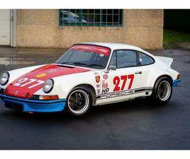 PORSCHE 911 RSR RECRÉATION