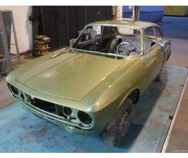 ALFA ROMÉO GT 1600 GT JR. DE 1974 À VENDRE