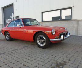MG B GT DE 1972 À VENDRE